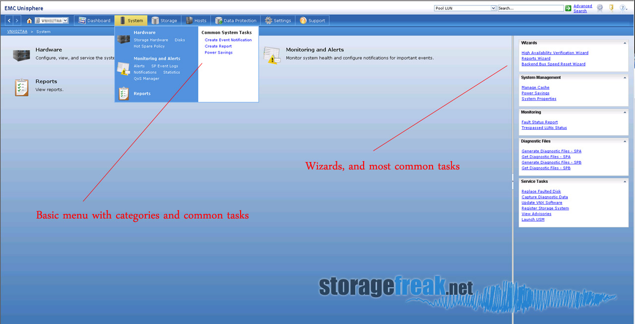 EMC VNX – Page 3 – Storage Freak